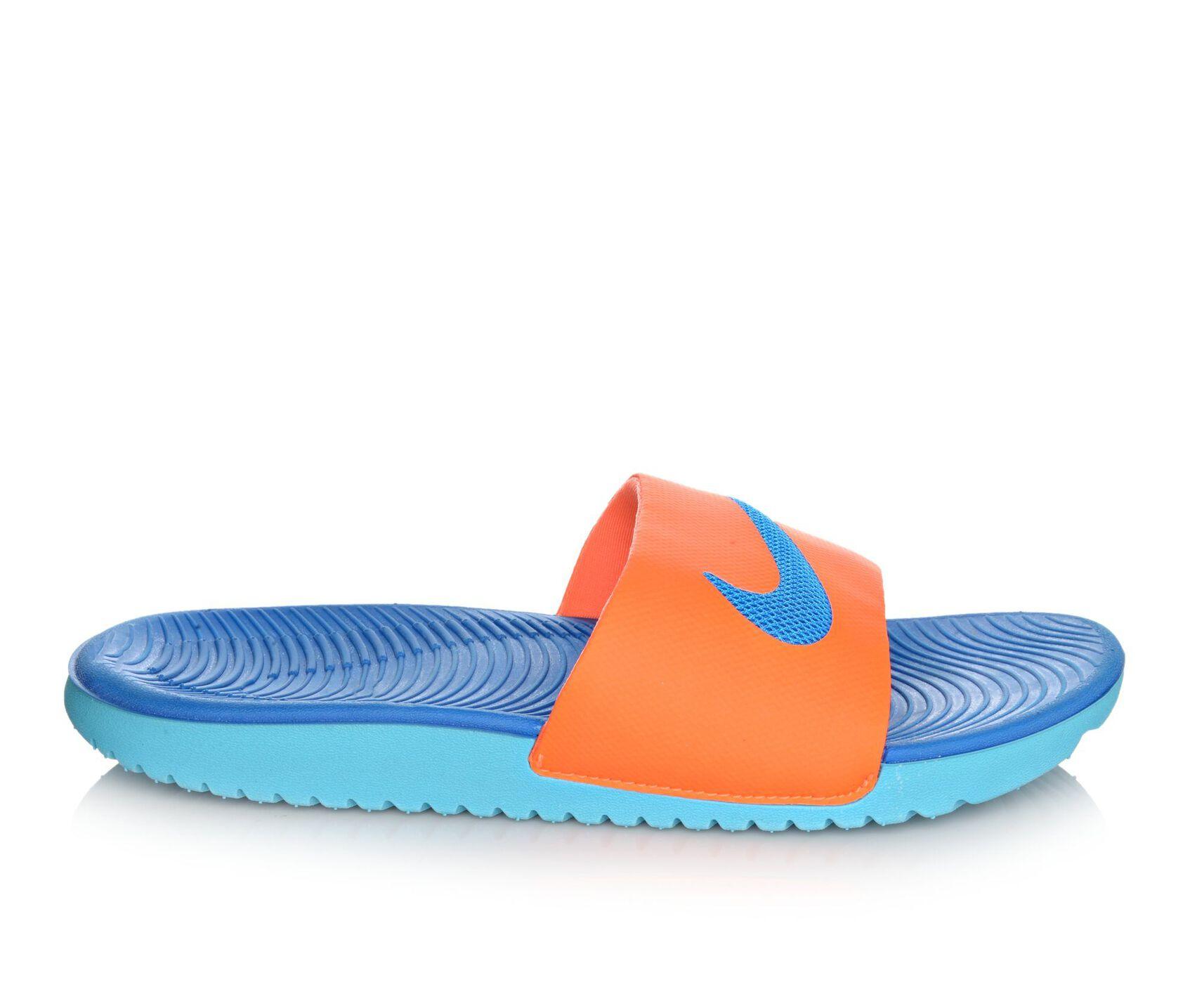 kids nike little kid big kid kawa slide sport slides shoe carnival