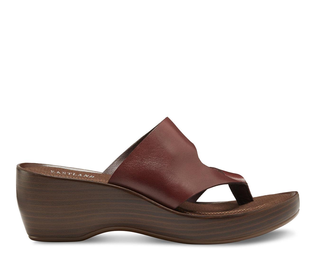 Women's Eastland Laurel Sandals Cinnamon