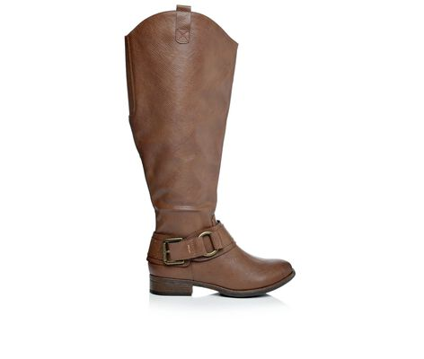 Women's Unr8ed Barbaro Wide Calf Riding Boots