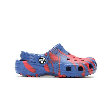 Boys' Crocs Infant Classic Swirl Clog 4-10