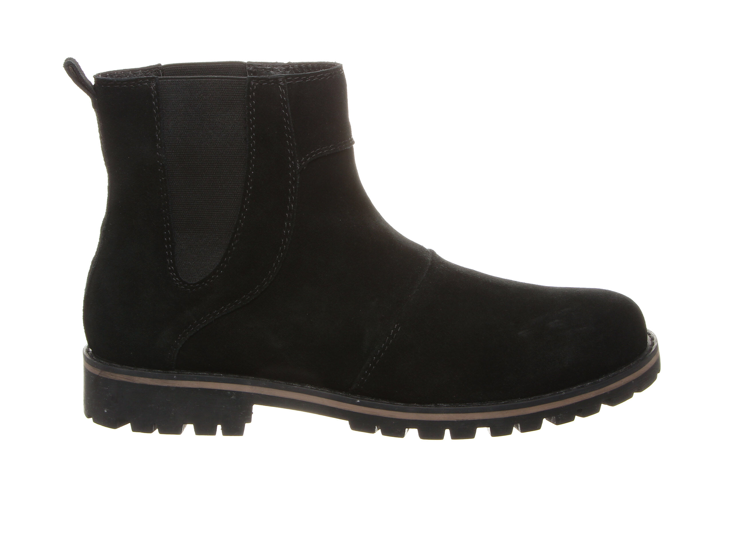 Men's Bearpaw Alastair Chelsea Boots Black
