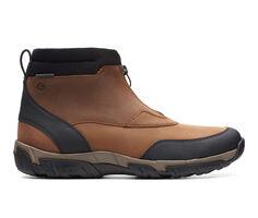 Men's Clarks Grove Zip Winter Boots