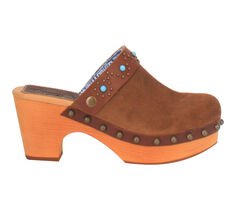 Women's Dingo Boot Woodstock Clogs
