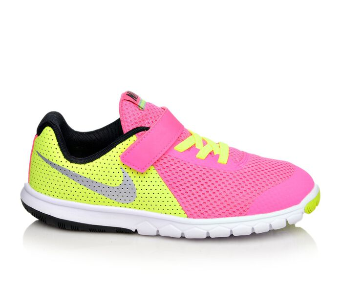 Girls' Nike Flex Experience 5 10.5-3 Running Shoes