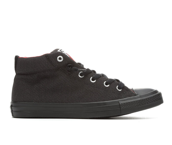 Men's Converse Chuck Taylor All Star Street Mid Knit Sneakers