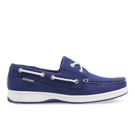 Women's Eastland Solstice MLB Cubs Boat Shoes