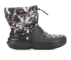 Adults' Crocs Classic Lined Neo Boots