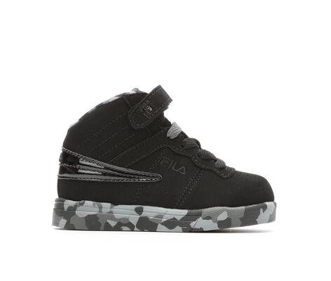 Boys' Fila Infant Vulc 13 Mid Plus Mashup High Top Sneakers
