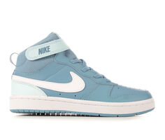 Girls' Nike Big Kid Court Borough Mid 2 Sneakers