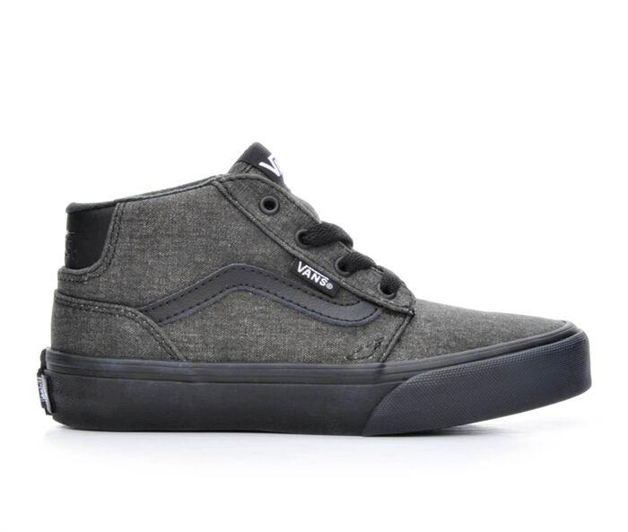 Boys' Vans Chapman Mid 10.5-7 Skate Shoes