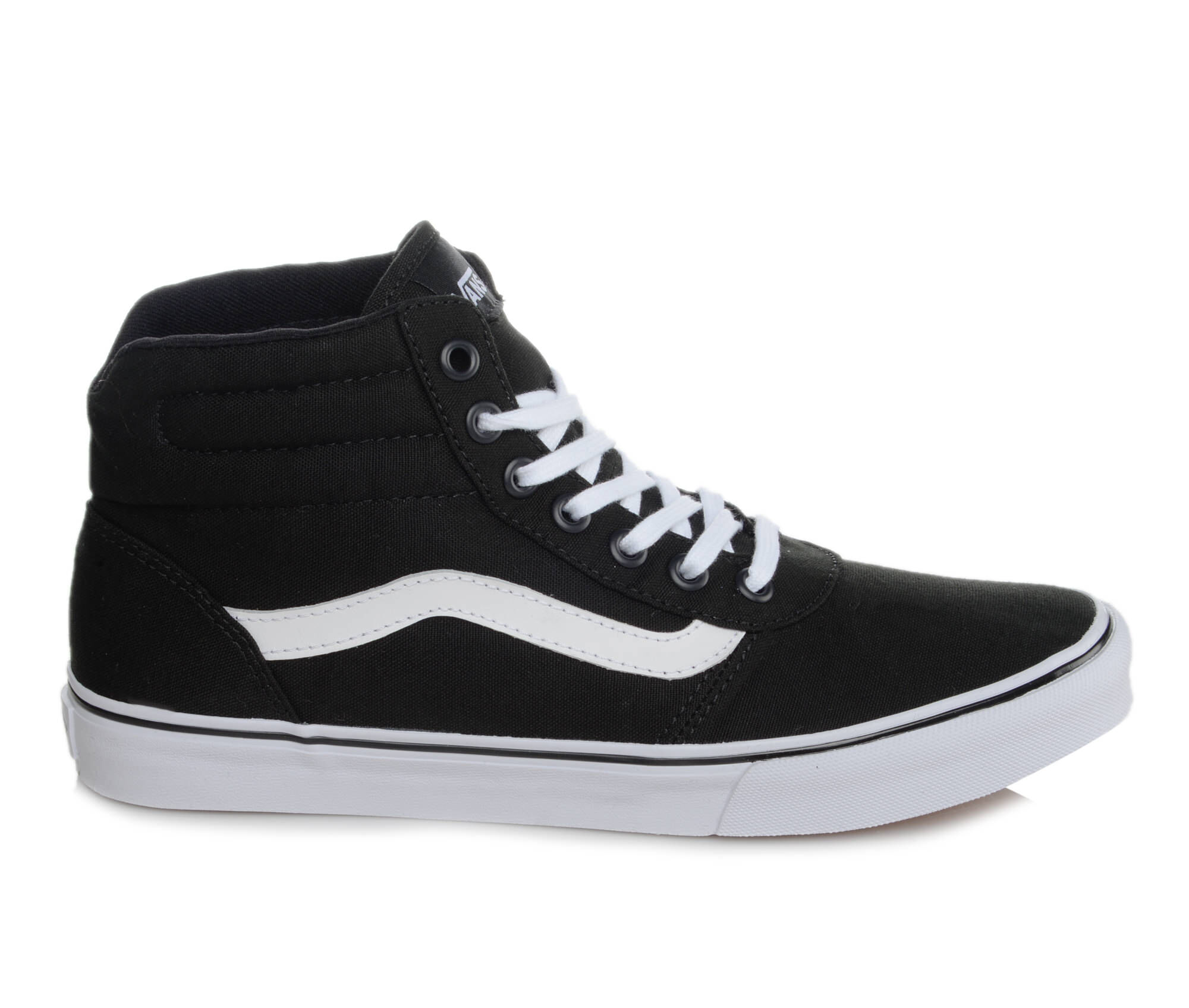Images  Women's Vans Milton Hi Skate Shoes