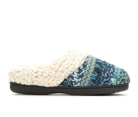 Women's Dearfoams Chunky Knit Clog