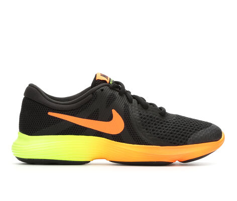 Boys' Nike Revolution 4 Fade 3.5-7 Running Shoes