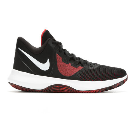 Men's Nike Air Precision II High Top Basketball Shoes