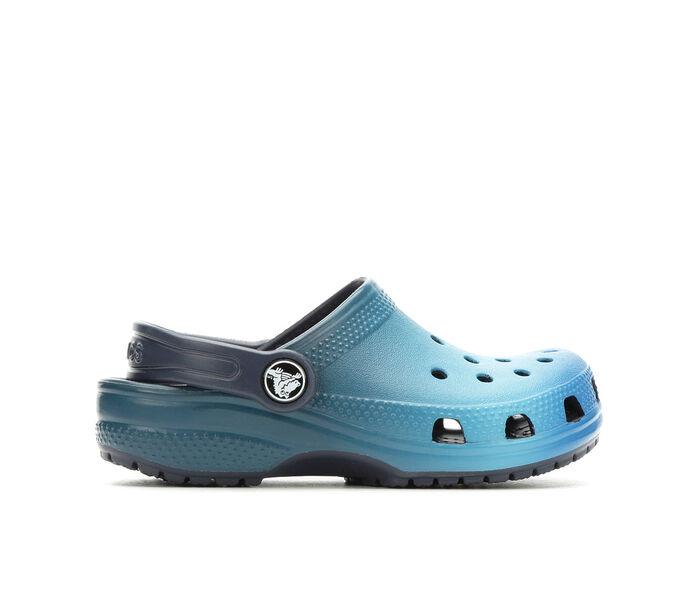 Boys' Crocs Little Kid Classic Ombre Clog