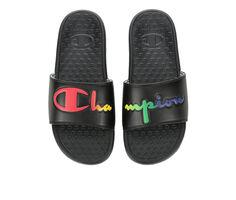 Women's Champion Shoe Super Script Sport Slides