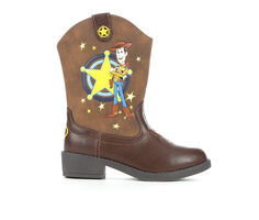 Boys' Disney Little Kid & Big Kid Toy Story Western 2 Cowboy Boots