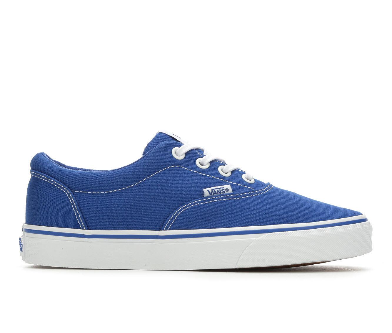 authentic Women's Vans Doheny Skate Shoes Lapis Blue