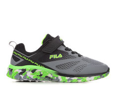 Boys' Fila Little Kid & Big Kid Galaxia 3 Mashup Running Shoes