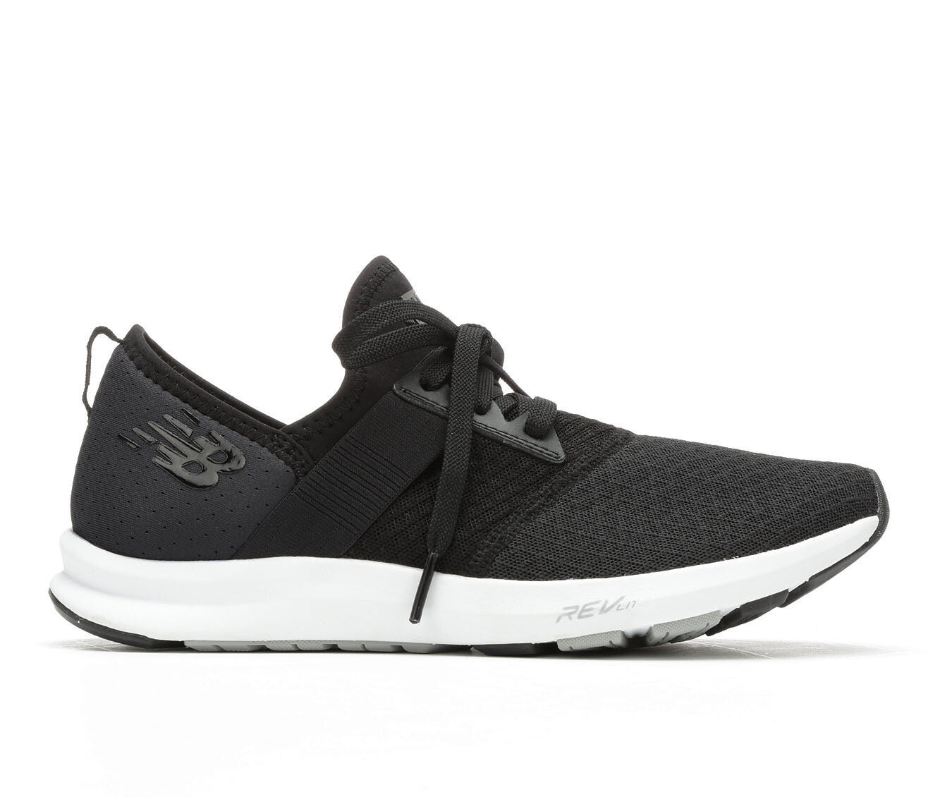Women's New Balance FuelCore Nergize Sneakers Black/White