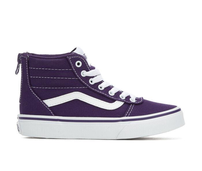 Girls' Vans Little Kid & Big Kid Ward Hi Zip Skate Shoes