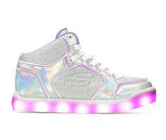 Girls' Skechers Little Kid & Big Kid Energy Lights Ultra High-Top Sneakers