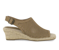 Women's Easy Street Stacy Wedge Sandals