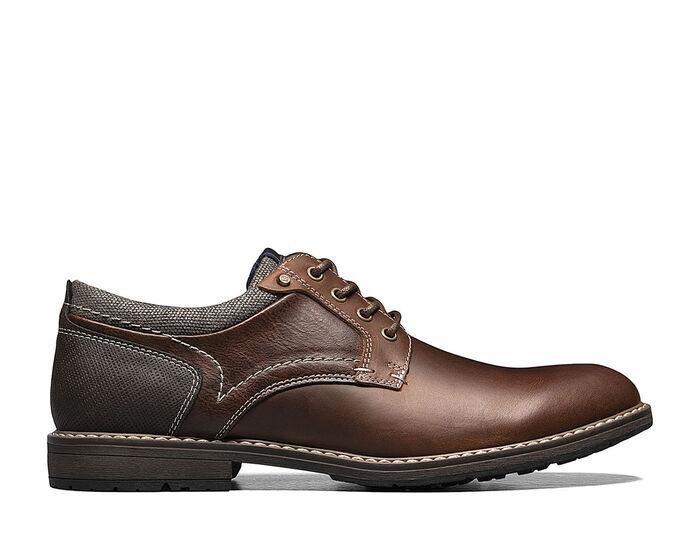 Men's Nunn Bush Fuse Plain Toe Oxfords