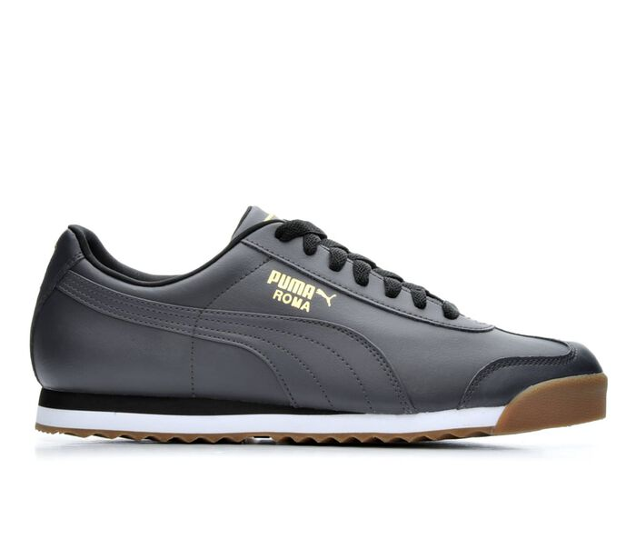 Men's Puma Roma Basic Gold Sneakers