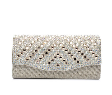 Four Seasons Handbags Rock Candy Evening Clutch
