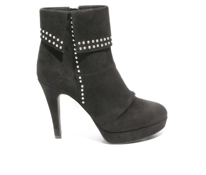 Women's 2 LIPS TOO Too Shaker Stiletto Booties