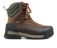"""Men's Bogs Footwear Bedrock Shell 8"""" Comp Toe Work Boots"""
