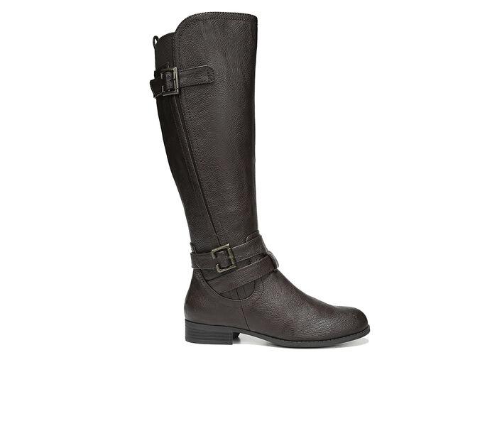 Women's LifeStride Francesca Wide Calf Riding Boots