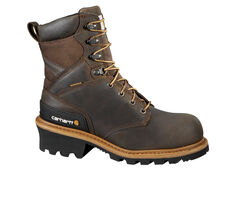 Men's Carhartt CML8360 Logger Composite Toe Work Boots