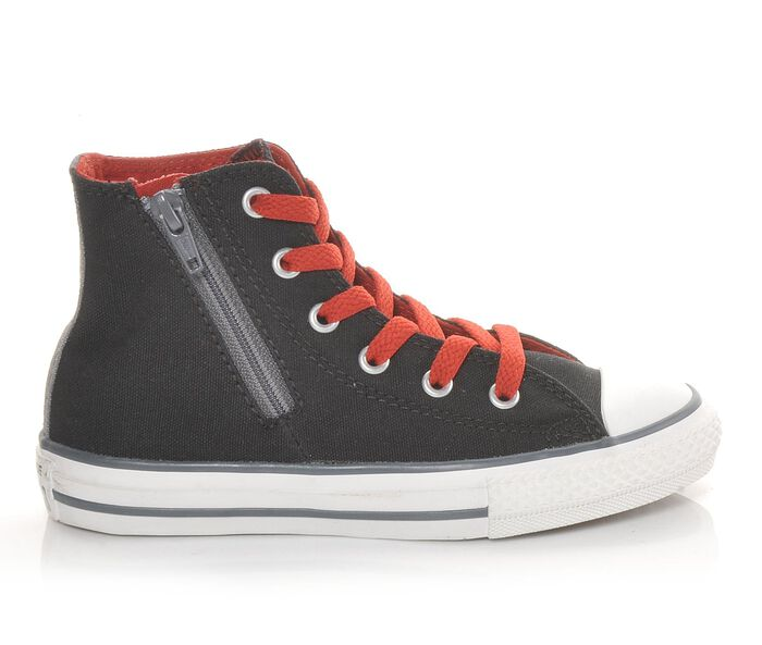 Boys' Converse Chuck Taylor All Star Side Zip Sneakers