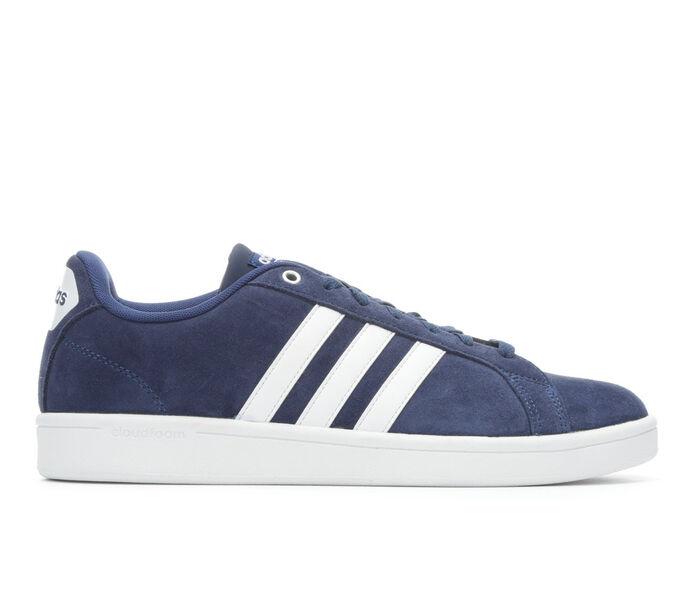 Men's Adidas Cloudfoam Advantage Stripe Retro Sneakers