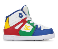 Boys' DC Toddler Pure High-Top Sneakers