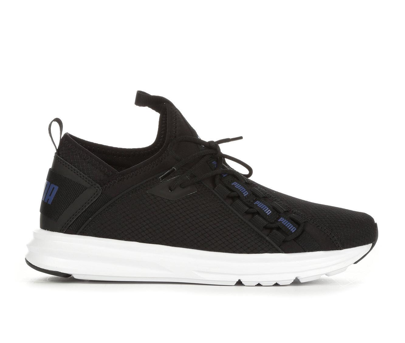 Men's Puma Enzo Peak Escape Sneakers Black/Blue