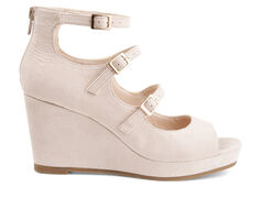 Women's Journee Collection Skyla Wedges
