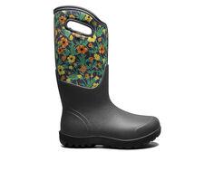 Women's Bogs Footwear Neo Classic Tall Vine Floral Winter Boots