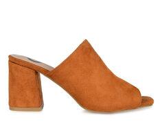 Women's Journee Collection Adelaide Mule Heels