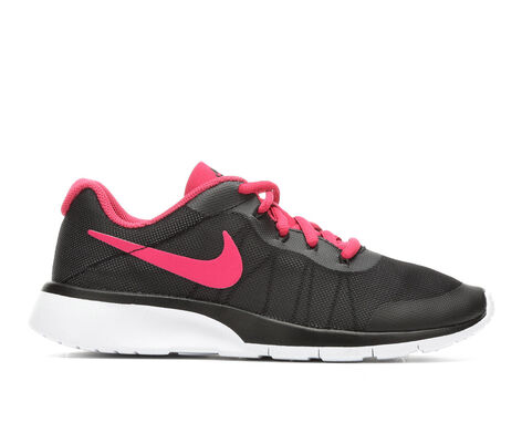 Girls' Nike Tanjun Racer Girls 3.5-7 Running Shoes
