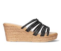 Women's TUSCANY BY EASY STREET Luciana Espadrille Wedges