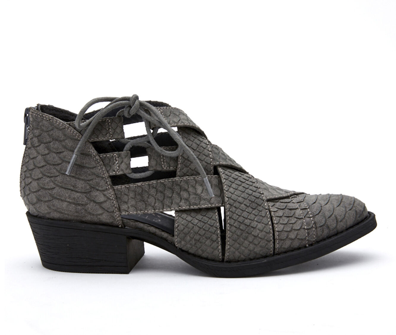Women's Coconuts Lux Booties Charcoal