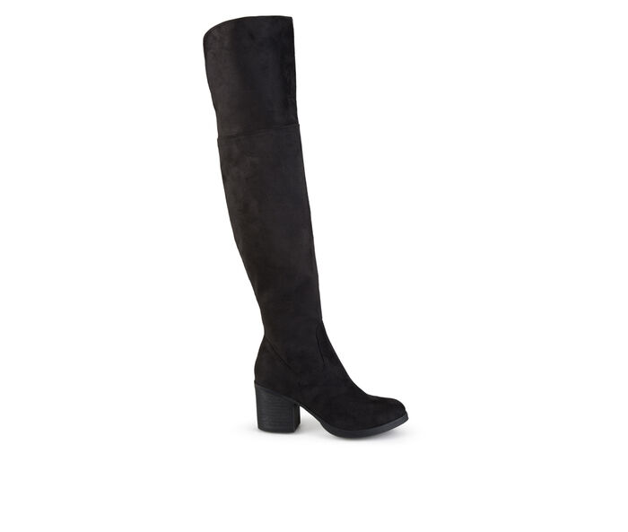 Women's Journee Collection Sana Wide Calf Over-The-Knee Boots