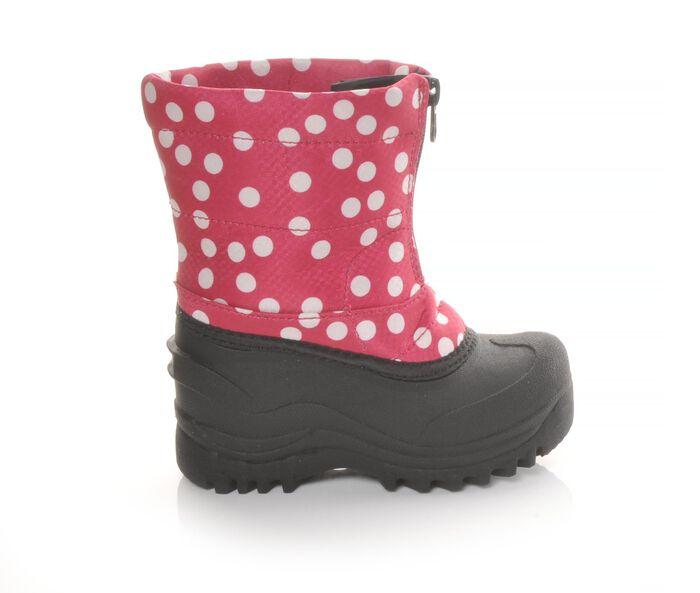 Girls' Itasca Sonoma Girls SnowStomper Polkadot 5-10 Winter Boots