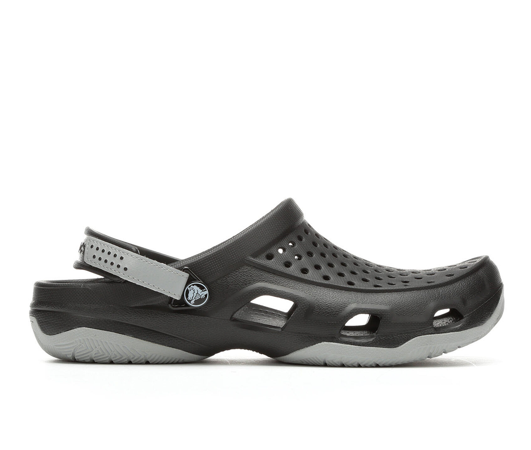 2a7ef6b39712e Men's Crocs Swiftwater Deck Clog | Shoe Carnival