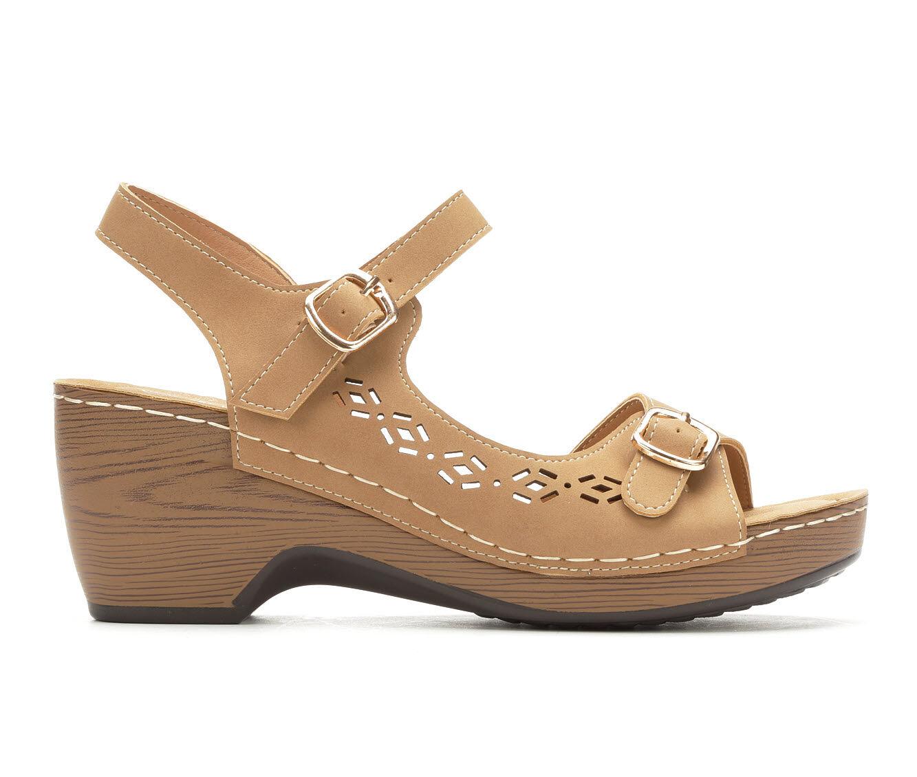 Women's Patrizia Shantay Heeled Sandals Tan