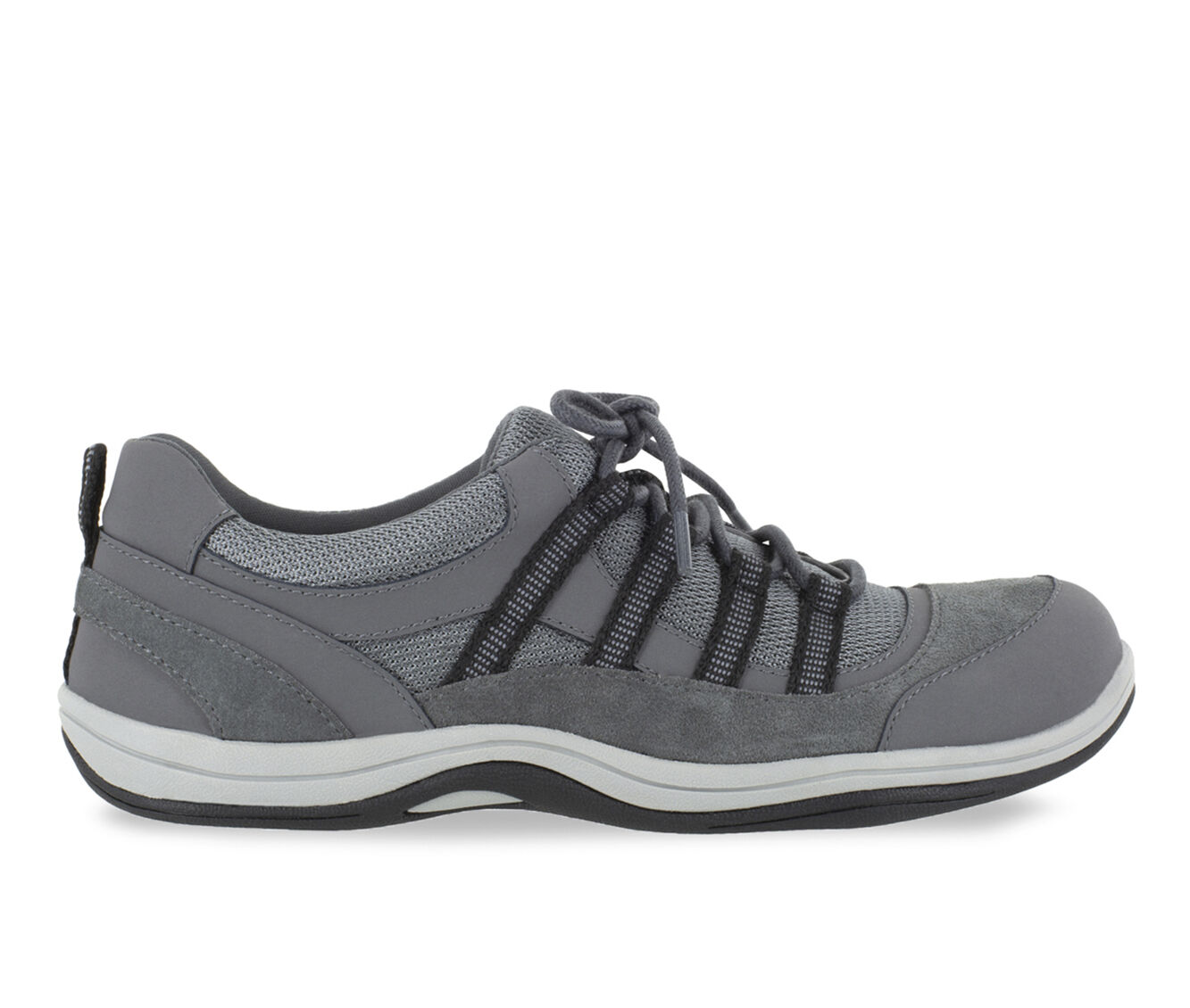 Women's Easy Street Merrimack Grey Leather