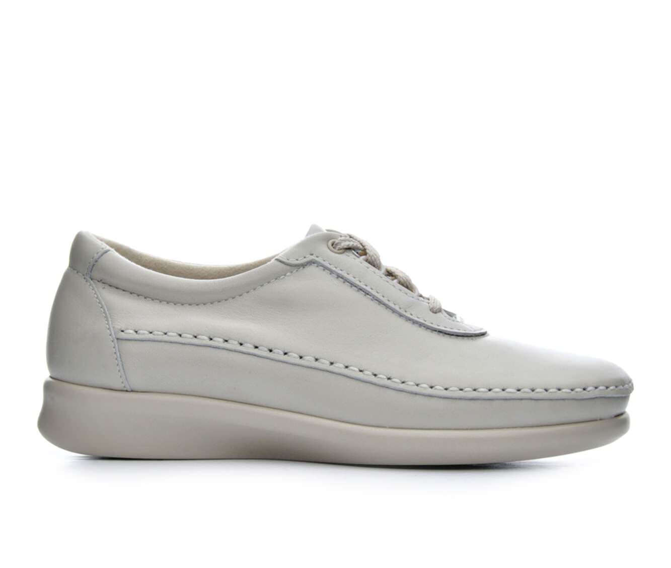 Classic Fit Women's Sas Traveler Comfort Shoes Bone